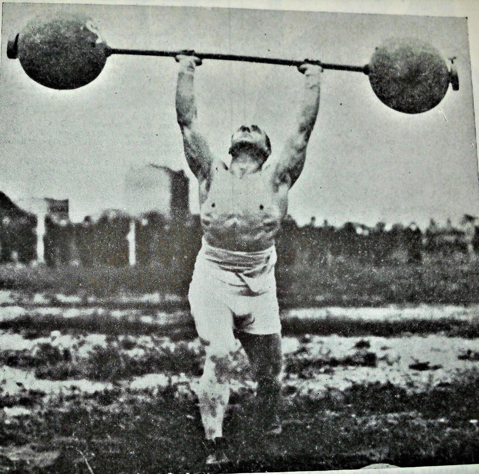Strengthmaster Author At Vintage Strength Training: O