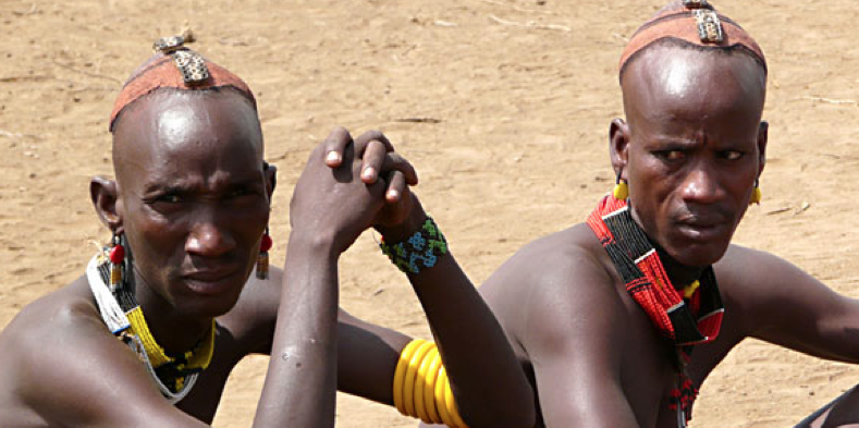 "The study looked at the Daasanach are a pastoral tribe living in a remote section of northern Kenya. According to the New York Times, ""Unlike some Kenyan tribes, the Daasanach have no tradition of competitive distance running, although they are physically active. They also have no tradition of wearing shoes."""