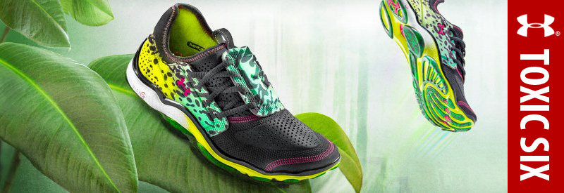 Under Armour Toxic Six