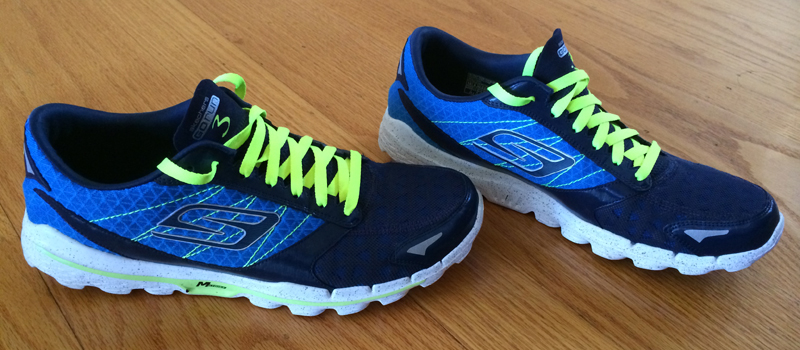sketcher running shoes review