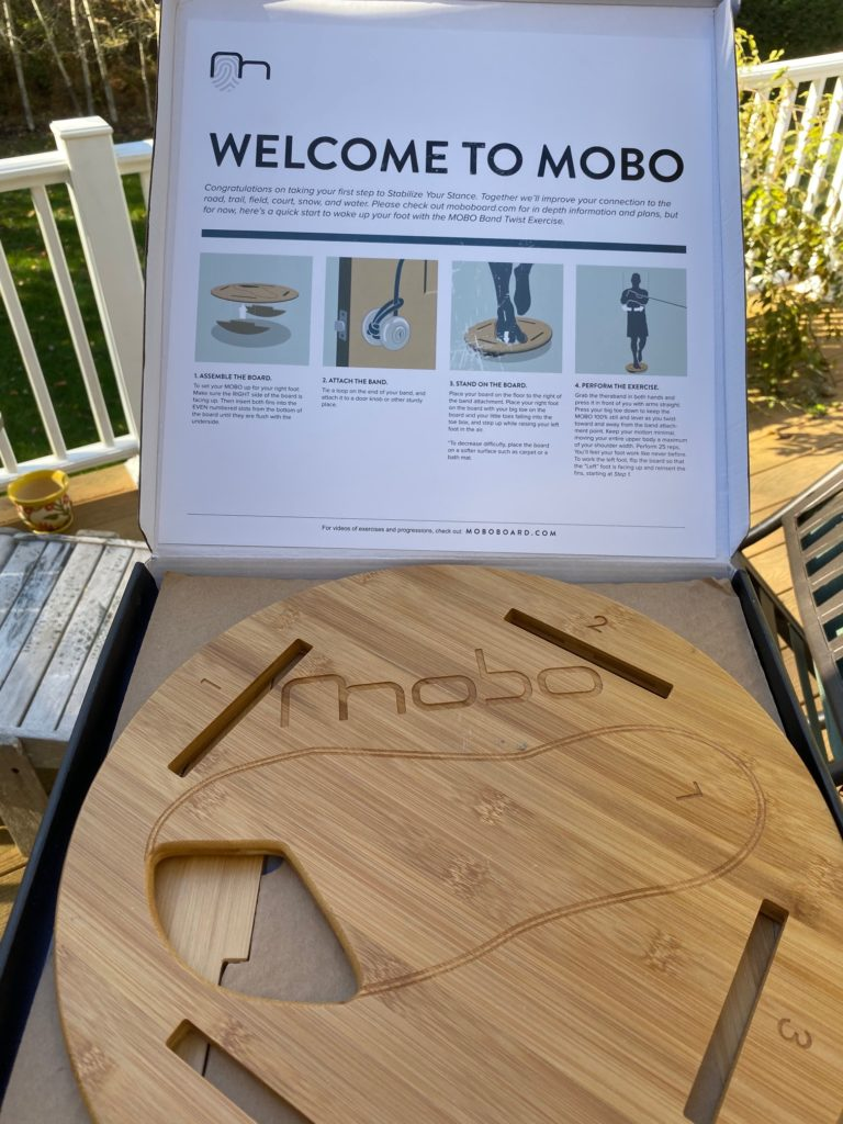 Mo Healthy Feet with the MOBO- an Interview with Inventor Jay Dicharry
