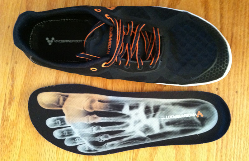 VIVOBAREFOOT ONE shoe review